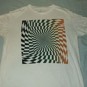 American Eagle Large Graphic Tee